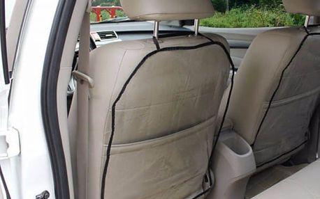 Ochrana na sedadlo do auta