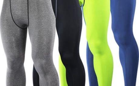 Sportovní elastické kalhoty pro muže - 4 barvy