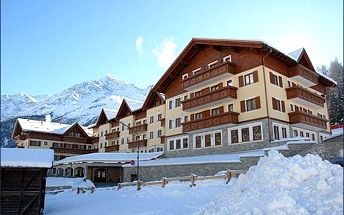 Itálie - Alta Valtellina na 6 až 8 dní, bez stravy s dopravou vlastní