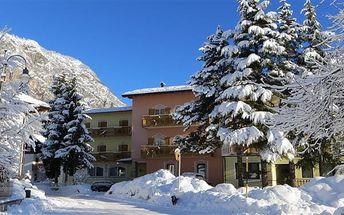 Itálie, Paganella - 5denní lyžařský balíček pro 1 os.: ubytování, polopenze, skipas a doprava