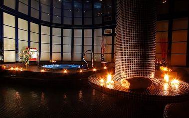 Luxusní romantický pobyt pro dva v Hotelu Morris**** Česká Lípa: polopenze, privátní wellness