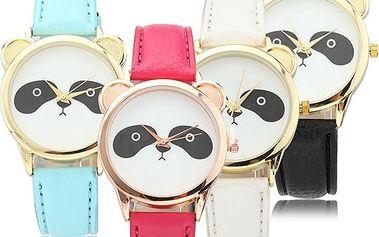 Dívčí hodinky s pandou