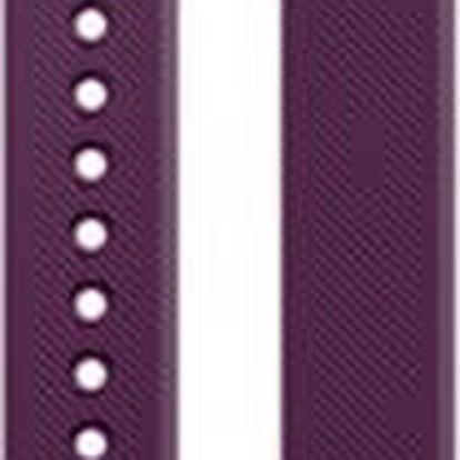 Náramek Fitbit pro Fitbit Alta gumový S (FB158ABPMS) fialový