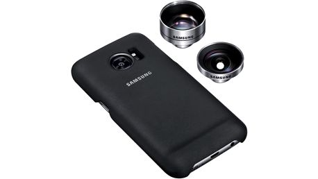 Kryt na mobil Samsung Lens Cover pro Galaxy S7 (G930) (ET-CG930DBEGWW) černý