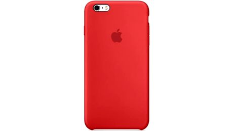 Kryt na mobil Apple pro iPhone 6S - Red (MKY32ZM/A)