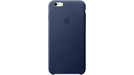 Kryt na mobil Apple Leather Case pro iPhone 6S Plus - Midnight Blue (MKXD2ZM/A)