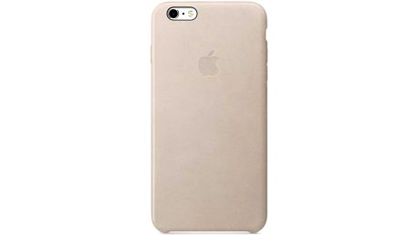 Kryt na mobil Apple Leather Case pro iPhone 6S Plus - Rose Gray (MKXE2ZM/A)