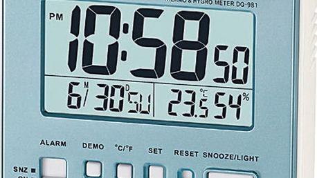 Budík Casio DQ 981-2 (000)