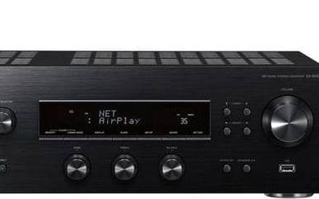 AV Receiver Pioneer SX-N30K černý + Doprava zdarma