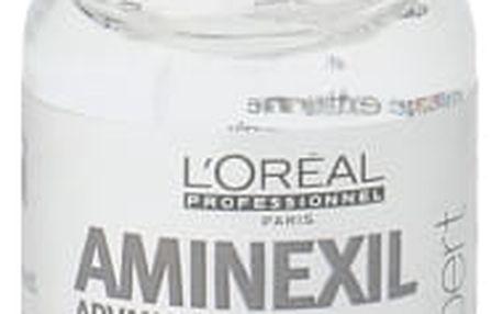 L´Oréal Professionnel Série Expert Aminexil Advanced Roll-on 10x6 ml přípravek proti padání vlasů pro ženy