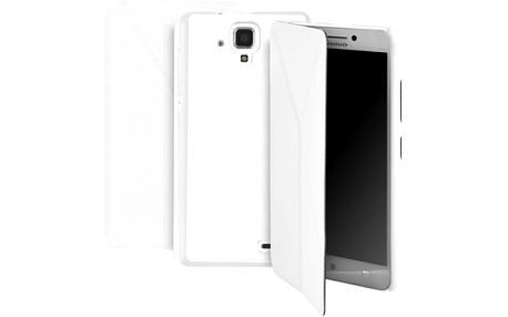 Pouzdro na mobil GoGEN pro Lenovo A536 (GOGCASEA536W) bílé