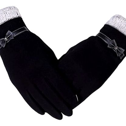Dámské rukavice na dotykový displej - 4 barvy - dodání do 2 dnů