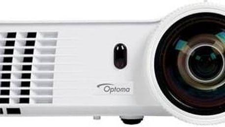 Projektor Optoma GT760 (95.8TN01GC1E) bílý + Doprava zdarma