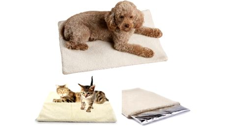 Samovyhřívací pelíšek pro mazlíčky Pet Bed