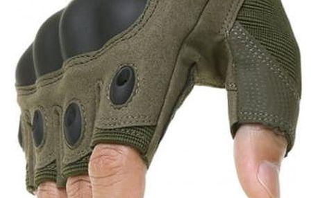 Pánské taktické rukavice s ochranou kloubů