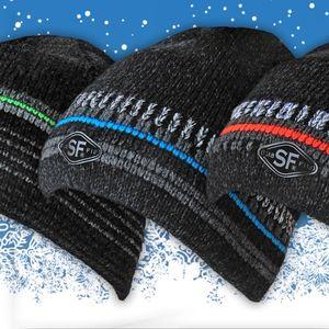 Pánské pletené čepice, které udrží uši v teple