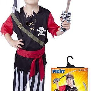 Dětský kostým Pirát s šátkem