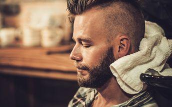 Péče o gentlemana v Tailor's Barbershopu