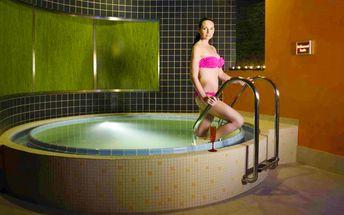 Relax v Táboře pro 2 s neomezeným wellness
