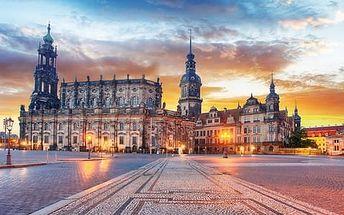 Výlety vlakem za památkami i turistikou v Sasku