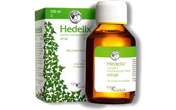 Hedelix sirup 100 ml / 2 g