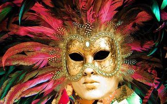 Výlet na karneval v Benátkách: odjezd v sobotu