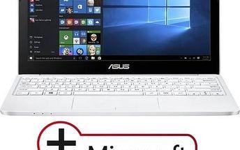 Notebook Asus Eeebook E200HA-FD0005TS (E200HA-FD0005TS) bílý + Doprava zdarma