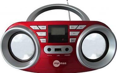 MpMan BOOMBOX 64USB/RED