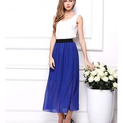 Dámská maxi sukně - 12 barev