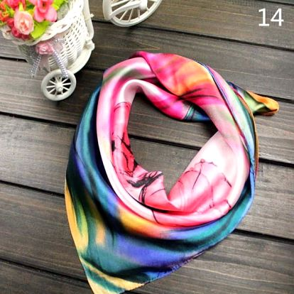 Příjemný dámský šátek - 5 barev