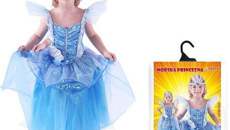 Dětský kostým Mořská princezna