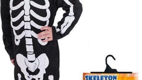 Dětský kostým Skeleton