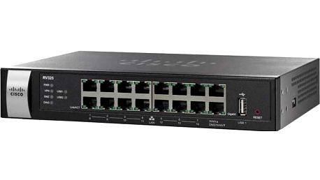 Cisco RV325 VPN - RV325-K9-G5