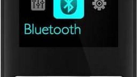 MP4 přehrávač Philips SA5AZU08KF černý