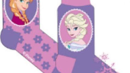 Dívčí ponožky Frozen 2 páry
