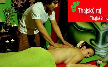 Thajská masáž a relaxace s rybkami Garra Rufa