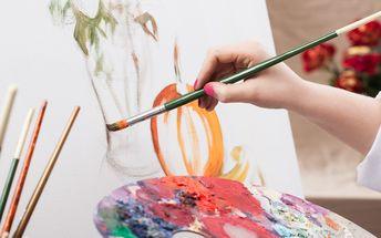 Kurz výtvarného umění: 10 lekcí pro pokročilé