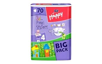 Bella Baby Happy Maxi Big Pack 70 ks