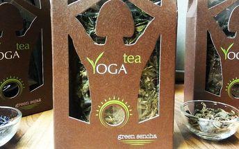 Sypané čaje YOGA Tea