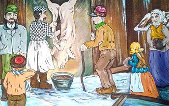 Vstupenky na Masopustní tradici a palačinka