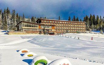 3–8denní pobyt s wellness v hotelu Magura*** v Belianských Tatrách pro 1 osobu