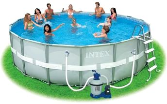 Marimex Bazén Florida Grey 4,88x1,22 m s pískovou filtrací Sand 4000 - 10340037