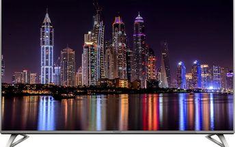 Velká LED televize Panasonic TX 50DX703E