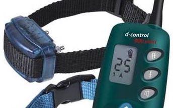Obojek elektronický/výcvikový Dog Trace d-control 902 mini - elektronický výcvikový obojek pro 2 psy + Doprava zdarma