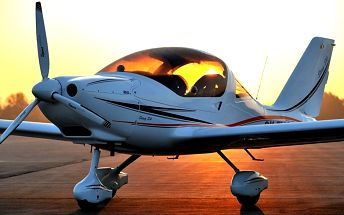 Zážitkový let včetně pilotování v okolí Hodonína
