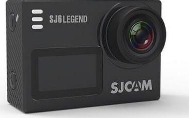 Outdoorová kamera SJCAM SJ6 Legend černá