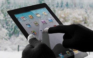 Rukavice pro smartphony