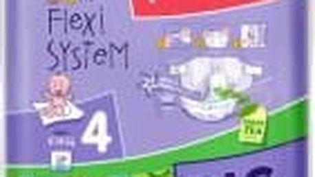 HAPPY Maxi dětské pleny 70 ks