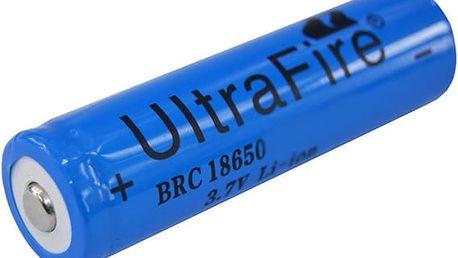 Baterie pro čelovky - Ultra Fire - 18650 - 3.7V - 1200 mAh