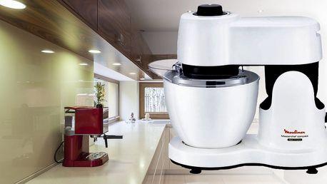 Zažijte radost v kuchyni s robotem Moulinex